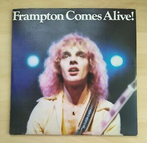 FRAMPTON COMES ALIVE - Peter Frampton Vinyl SP-3703