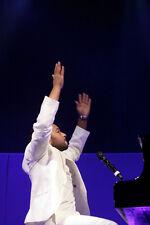 John Legend White Suit Concert 11x17 Mini Poster