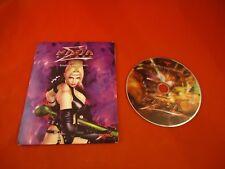 Ninja Gaiden Sigma Behind the Sword Promo DVD Playstation 3 PS3 Vita Promotional