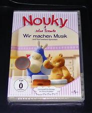 NOUKY & SEINE FREUNDE WIR MACHEN MUSIK  DVD SCHNELLER VERSAND NEU & OVP