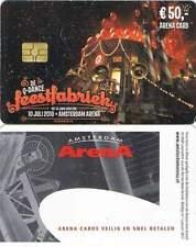 Arenakaart A115-01 50 euro: Feestfabriek