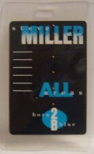 Steve Miller - Vintage Original Concert Tour Laminate Backstage Pass