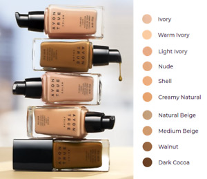 Avon True Colour Flawless Liquid Foundation - Lots of Shades Brand New From Avon