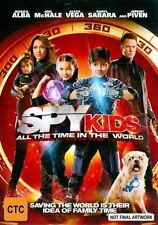 Spy Kids 4 - All The Time In The World (Blu-ray, 2014) Genuine & unSealed (D117)