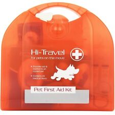 More details for dog pet travel first aid kit rosewood vet care great portable injury emergencies