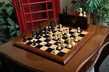 The Superior Grandmaster Chess Set, Box, and Board Combination