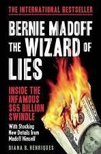 Bernie Madoff, the Wizard of Lies by Diana B. Henriques SHELF WORN (P/B 2011)