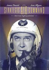 STRATEGIC AIR COMMAND (James Stewart) -  DVD - Region 1 - Sealed