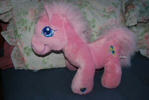 HASBRO - RARE -MY LITTLE PONY - PINKIE PIE Large Plush Toy - Excellent Condition