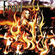 FROST (USA) - Raise Your Fist To Metal CD