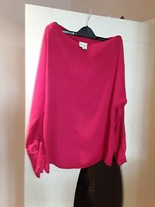 Reiss top size 10