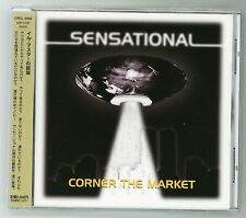 SENSATIONAL Corner the market CD JAPAN + TRACK One Gud Cide Tung Twista s4139