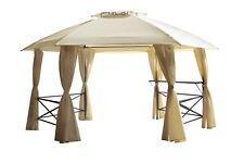 sechseckige pavillons g nstig kaufen ebay. Black Bedroom Furniture Sets. Home Design Ideas