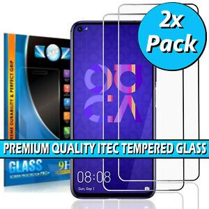 For Huawei Nova 5T Genuine Gorilla Tempered Glass Screen Protector Cover