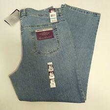 Gloria Vanderbilt Denim Jeans Classic Fit Stretch Size 16 Short