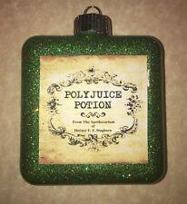 HARRY POTTER Polyjuice Potion Mad Eye Moody Christmas Tree Handmade Custom