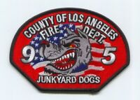 Los Angeles County Fire Department LACoFD Station 95 Patch California CA