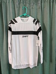 Fox Racing Shift White Label Void Jersey White/Black Size Small Adult