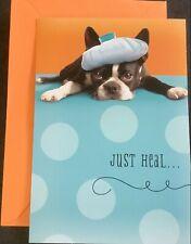 Get Well Hallmark Greeting Card Humorous