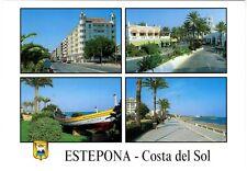 HQ  -  Postcard  neu, new, nuevo   -  Costa del Sol  -  Estopane   -