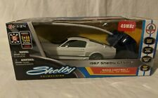 Very rare vintage piece 1:24 1967 Shelby Get 500 RC Remote Control Car NEW!!!!!!