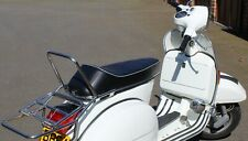 VESPA PE PX LML SPORTS SEAT QUILTED WITH STAINLESS TRIMS