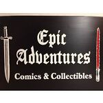 EPIC ADVENTURES TOYS AND COMICS