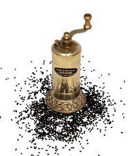 Sozen black cumin grinder nigella seeds susame flax seed grinder mill 11cm 4.4in