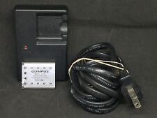 Genuine Used Olympus LI-40C Charger and LI-42B Battery