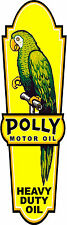 """(POLLY-LUB-1) 24"""" x 7"""" FRONT POLLY LUBSTER DECAL GAS OIL GAS PUMP SIGN STICKER"""