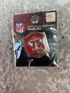 San Francisco 49ers 75th Anniversary Season Pin Version 1 NFL 2021