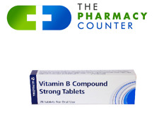 VITAMIN B COMPOUND STRONG TABLETS x84