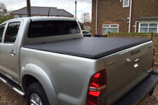Toyota Hilux D/C Hard Fold Tonneau Cover Load Bed Cover 05-15