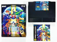 SNK Neo Geo AES GALAXY FIGHT UNIVERSAL WARRIORS jap. NTSC OVP 1995 Sunsoft