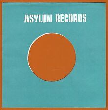 ASYLUM REPRODUCTION RECORD COMPANY SLEEVES - (pack of 10)