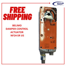 Belimo Damper Control Actuator Nf24 Sr Us