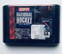 ESPN National Hockey Night (1994 SEGA Genesis Video Game)