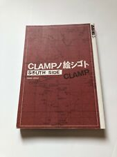 Japan Clamp Art Works South Side Since 1989-2002 artbook M