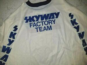 SKYWAY 1981 NOS FACTORY TEAM JERSEY