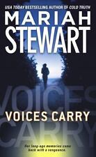 Voices Carry Stewart, Mariah Mass Market Paperback Used - Very Good