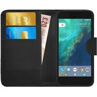 Case Cover For Google Pixel 2 XL 2XL Magnetic Flip Leather Wallet PU Phone book
