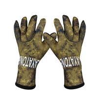 3mm Neoprene Scuba Diving Glove Non-slip Snorkeling Warm adjustable Surf gloves