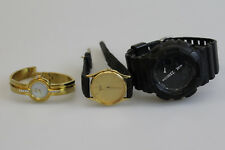 Bulk Lot Faulty Watches For Parts Repair Citizen Seiko G-Shock Casio