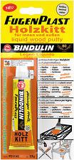 33g Tube Flüssig-Holz  33 g Tube farblos-neutral - FugenPlast - Holzkitt für i+a
