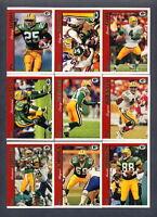 1997 Topps Green Bay Packers TEAM SET - Brett Favre