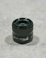 Sony SEL35F18 35mm F/1.8 OSS Lens E-mount Prime Lens