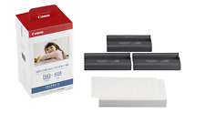 """Genuine Canon KP-108IN Ink Cartridge & 4""""x6"""" Photo Paper Pack for Selphy CP-720"""