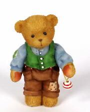 Cherished Teddies Dad With Hanging Ornament - Mini Figur - 707341