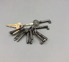 Unique Barrel Keys for Cabinet and Furniture Locks Set of 15