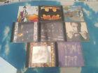 PRINCE 8CD JOBLOT 1999/PURPLE RAIN/HITS 2/COME/BATMAN/20TEN